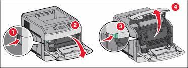 Lexmark Printer Error Code 241.10