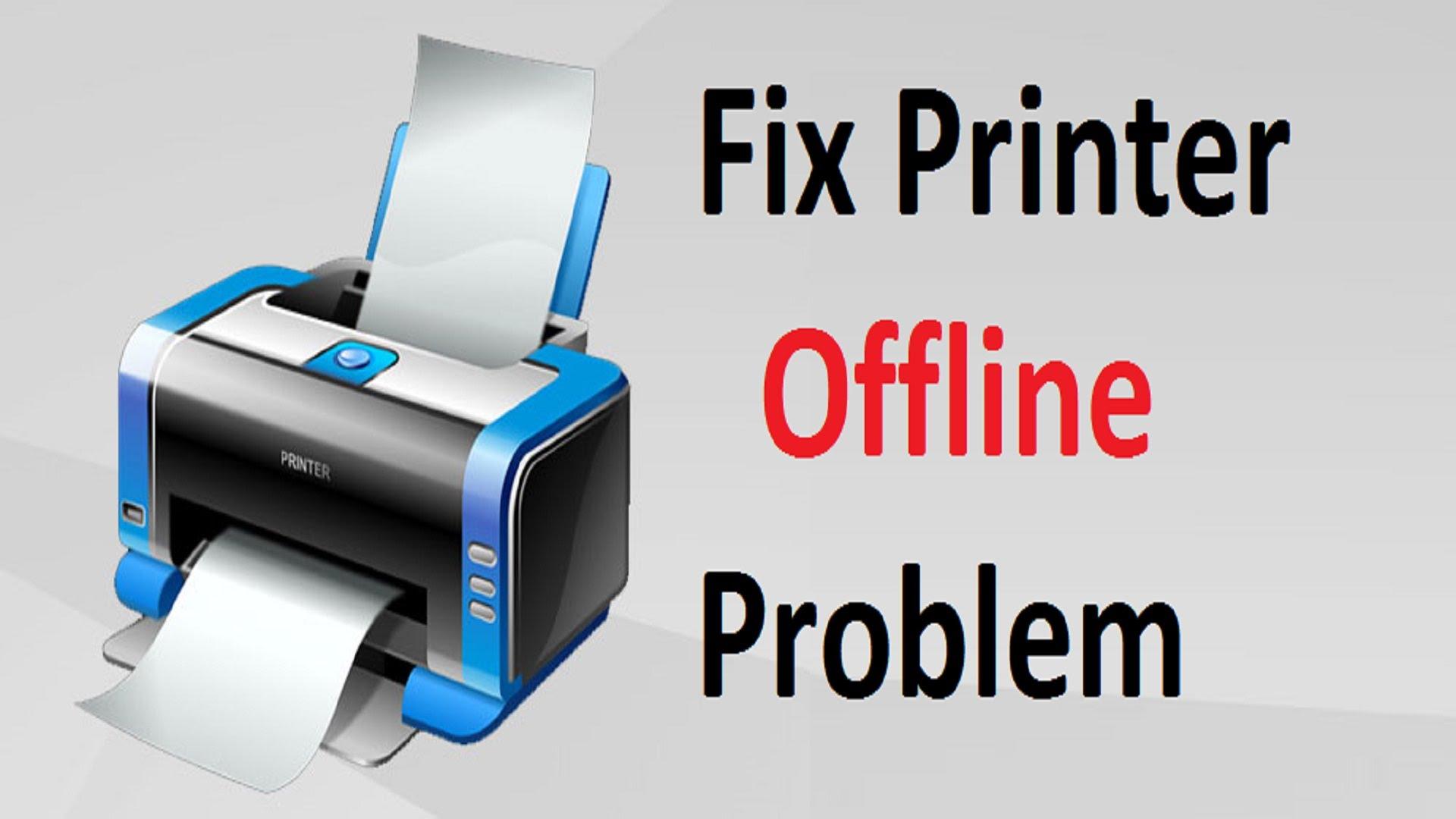 Samsung Printer Offline Error