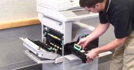 Lexmark Cartridge Error